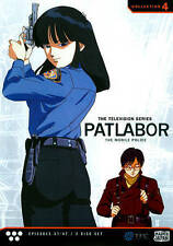 Patlabor - The Mobile Police: The TV Series, Collection 4 (DVD, 2014, 2-Disc)