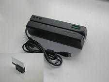 MSR605 Magnetic Swipe Card Reader Writer Encoder &MiniDX3 Portable Card Reader
