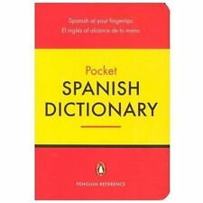 The Penguin Pocket Spanish Dictionary by Market House Books Ltd. Staff (2005,...