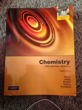 chemistry the central science 12th Edition