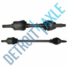 Front Left/Right 1986-91 Ford Tempo ,ESCORT CV FRONT Axle Shafts A/T