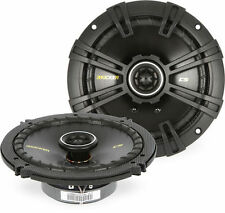 "Kicker 40CS654 200W RMS 6.5"" 2-Way CS Series Coaxial Car Stereo Speakers"
