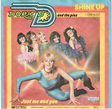"1573-21  7"" Single: Doris D. and the pins - Shine Up"