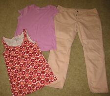23pc Women's Summer Clothing Lot Size 16/18/XL/1X Shorts/Skrits/Dresses/TAnks
