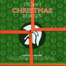 VA - Trojan Christmas Box Set YELLOWMAN MAYTALS DEKKER 3CD