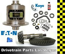 "Eaton GM 8.875"" 12 Bolt Truck Posi + Ring and Pinion 3.73 + Mstr Install Kit"