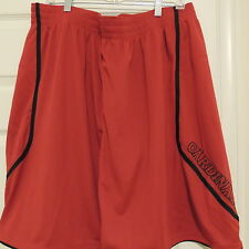 Adidas Louisville Cardinals Basketball Shorts New Mens S