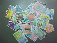 36 DIFFERENT TRINIDAD & TOBAGO IN COMPLETE SETS ONLY /  STAMP COLLECTION - LOT