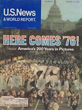 U.S NEWS & WORLD REPORT   # 2 -  1976  - MAGAZINE
