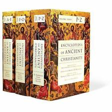 Encyclopedia of Ancient Christianity (2014, Hardcover)