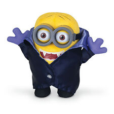 "Minions 5"" Deluxe Plush Buddies - GONE BATTY MINION (Vampire/Dracula)"