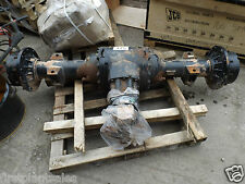 10 stud Rear PD85 Axle Inc Sauer H1B110 Motor, hrs 1,500 approx Price Inc Vat