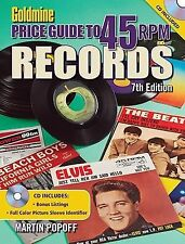 Goldmine Price Guide to 45 RPM Records, Popoff, Martin, Good Book