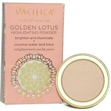 PACIFICA Natural Mineral GOLDEN LOTUS HIGHLIGHTING FACE POWDER VEGAN Make-Up