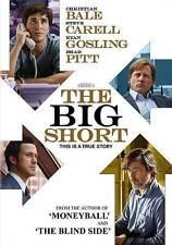 The Big Short (DVD, 2016)