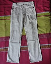 Jeans blanc Miss Captain Tortue - Taille 36