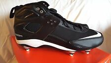 Nike Air Zoom Blade Pro D Size 14.5 Black & White Men's Cleats Shoes New In Box