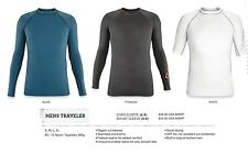NEW Dakine Traveler Mens S,M,L,XL Rashguard Swim Surf UV Sun Shirt Top Msrp$38