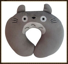 MY NEIGHBOR TOTORO U SHAPE MASSAGE TRAVEL HOME NECK SUPPORT PLUSH PILLOW TOY