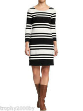 Image result for old navy black and white striped dress