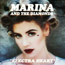 Electra Heart von Marina And The Diamonds CD 2012 Teen Idle, Power & Control