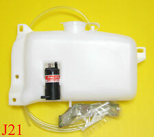 WINDSHIELD WASHER BOTTLE TANK WATER PUMP FOR NISSAN D21 Hardbody PICKUP NAVARA