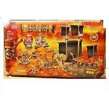 Mega Bloks Pirates of the Caribbean At World's End 1091 New
