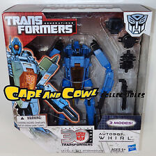 Transformers Generations Thrilling 30 Voyager Class WHIRL Figure MISB Sealed