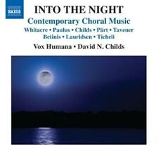 Into the Night-Contemporary Choral Music - Childs,David N./Vox Humana - Whitacre