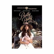 Pretty Baby - DVD - 1978 - Brooke Shields, Keith Carradine, Susan Sarandon MOD