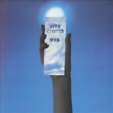 USA [40th Anniversary Edition] [PA] by King Crimson (CD, Oct-2013, 2 Discs,...