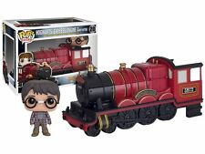 Harry Potter Hogwarts Express Engine with Harry Funko Vinyl Pop! Figure #20