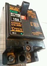 FUJI AUTO CIRCUIT BREAKER EA32 15 AMPS two poles