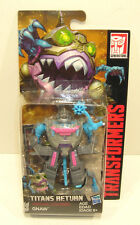 Transformers Titans Return GNAW Sharkticon SEALED Generations Head Masters 2016
