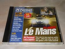 Formato PC CD-ROM - FASCICOLO 105-FEBBRAIO 2000-GIOCHI, demo e altri software