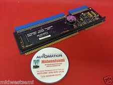 FREESHIPSAMEDAY MEASUREX 05342901 REV B PC BOARD EXTENDER AND CLOCK/CALENDER
