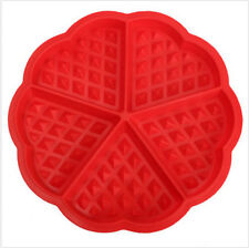 Muffins Bakeware Baking Cake Kitchen New Tools Silicone Waffles Mold