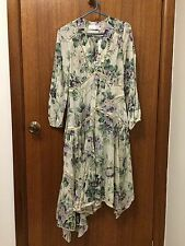 ZIMMERMANN | Sz 0 Aus 8 | Lucia Asymmetric Dress | Floral