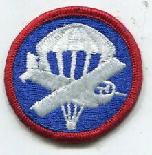 US Army Airborne Color Cap patch for Glider and Paratroopers