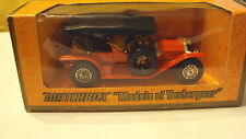 MATCHBOX MODELS OF YESTERYEAR  Y-9 SIMPLEX  moy near mint