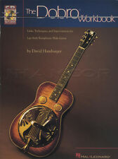 The Dobro Workbook Learn How to Play Guitar TAB Music Book with CD Method