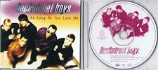 Backstreet Boys - As Long As You Love Me Maxi CD MCD Every Time I Close My Eyes