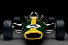 Lotus GP F 1 Jim Clark 18 Grand Prix Formula 24 Indy 500 43 Carousel Green 12