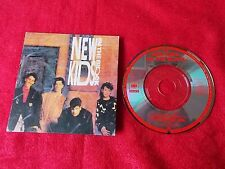 """SNAPPED"" NEW KIDS ON THE BLOCK / STEP BY STEP / 3"" JAPAN JAPANESE SINGLE CD"