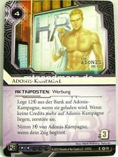 Android Netrunner LCG  - 1x Adonis-Kampagne  #056 - Base Set deutsch