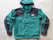 Vintage 90s North Face Goretex Mountain Parka Jacket Size M Green Supreme Coat