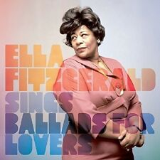 Sings Ballads For Lovers - Ella Fitzgerald (2016, CD NEUF)