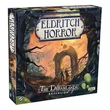 Eldritch Horror The Dreamlands Expansion Board Game [Fantasy Flight Games] NEW