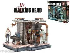The Walking Dead The Boiler Room with Rick Grimes Building Set McFarlane 176 pcs