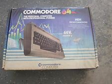Commodore 64 Computer Original Retail Box